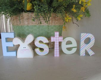Easter, Wooden Easter Decor, Easter Decor, Easter Decoration