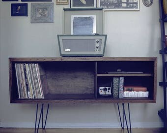 The Ivan Record Cabinet