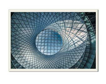 Geometry in the real world - Photographic Print by Doug Armand on Etsy