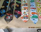 6 Extra Large neckties