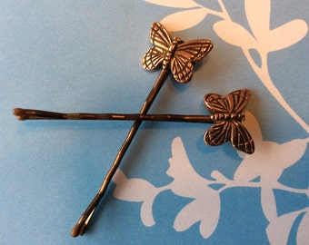 Butterfly Bobbie Pins