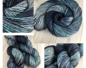 """Dyed To Order- """"Strong As F*&k"""", Hand Dyed, SW Merino Wool, Knitting, Yarn, Crochet, Indie Dyed, Sock, Sport, DK, Worsted, Bulky, Cashmere"""