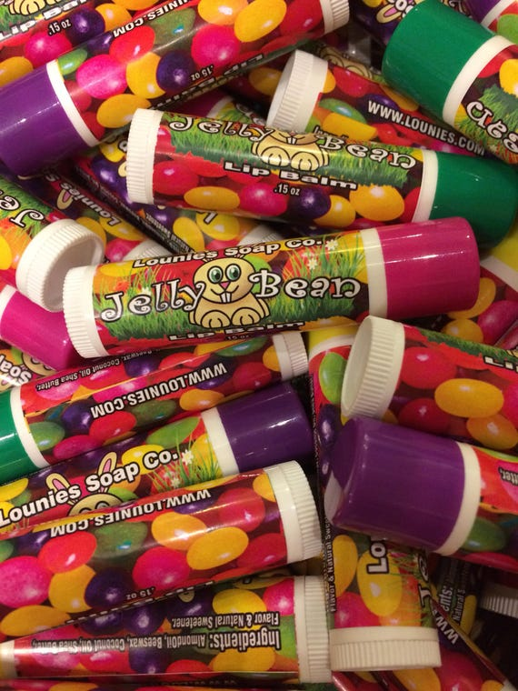 Jelly Bean Lip Balm