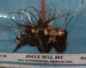 207-58 Jingle Bell Bee