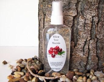 Cranberry Tea - Facial Astringent - Oily & Acne Prone Skin