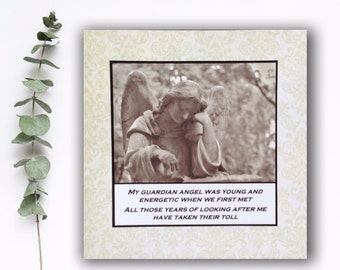 Guardian Angel Card - All Occasion
