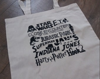 John Williams Inspired Tote Bag - Market Tote