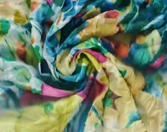 SCARF, LOOP... colorful