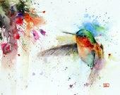 Special Hummingbird Listing for Ilaria