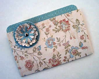 Coupon Organizer and File Folder Magnet for Recipes, Coupons, Photos and Business Cards