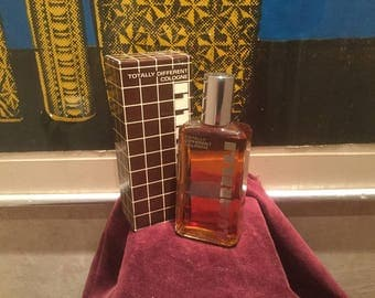 1970s Lucarelli A Totally Different Cologne Full 4oz Bottle