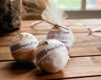 Gift Wrap - Tulle Wrap for bath bombs