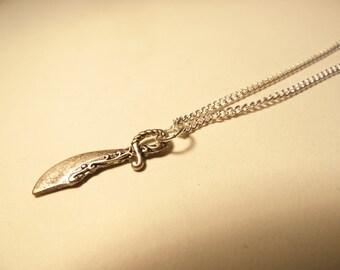 Cutlass Necklace
