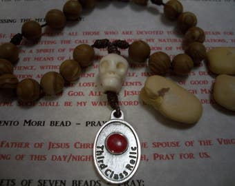 The Square of St. Joseph (Chaplet) - Very Special Listing