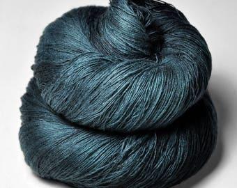 Dead marshes - Merino/Cashmere Fine Lace Yarn