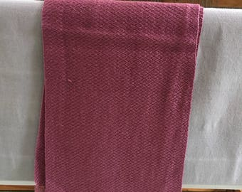 Handwoven tencel scarf