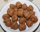 MULLED CIDER or You Choose Scent Primitive Fall  Acorn Wax Tarts Melts- Bowl Fillers HIGHLY Scented