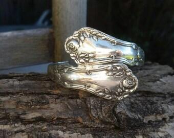 Rose Fork Bracelet