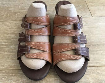 Genuine Leather Sandals, Clarks wedge shoes, Clarks Shoes, Clarks Leather Shoes, Clarks Shoes, Clarks Sandals
