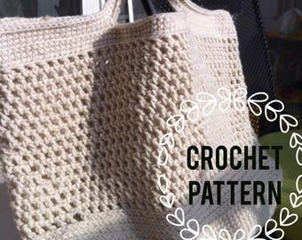 PDF- Grocery Bag Pattern