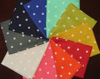 Basic X's Cotton & Steel Bundle of 10 for RJR
