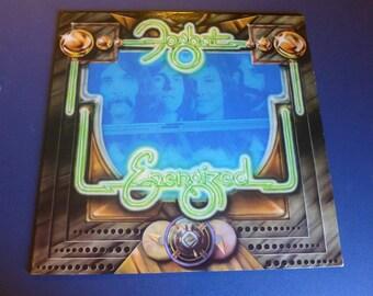 Foghat Energized Vinyl Record BR 6950 Warner Bros. Records 1974
