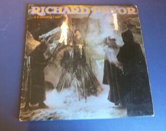 Richard Pryor Is It Something I Said ? Vinyl Record MS2227 Reprise Records 1975