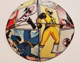Power Rangers Saucer Kippah Yarmulke