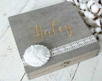 Will You Be My Bridesmaid Box Bridal Party Keepsake Box Bridal Party Gift Box