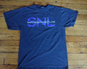 1996 SNL Saturday Night Live t shirt
