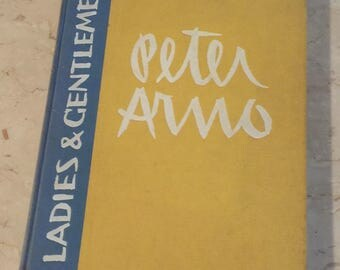 Vintage Peter Arno Book