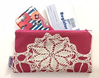 Women's Wallet - Choose Your Own Fabrics
