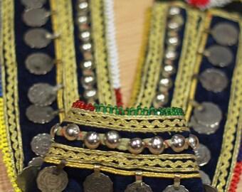 Vintage Kuchi Tribal Dance Belt