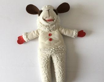 1992 Lamb Chop Puppet