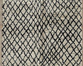 Beni Ourain BO33052/MA   Beniourain, Beniouarain, beni ouarain   berber rug  morocco