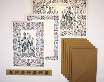 Folklore Forest Letter Writing Set