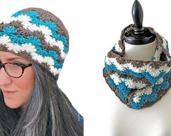 Crochet Pattern-- Copper Mountain Pattern Pack --Crochet Pattern