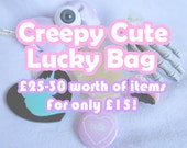 Price Drop! Creepy Cute Lucky Bag