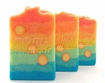 Wild Fig & Citrus Artisan Handmade Cold Process Soap