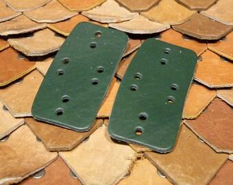 Green Model 3 Overlay Seconds
