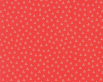 Red Dot Fabric - Desert Bloom by  Sherri Chelsi from Moda 1 Yard