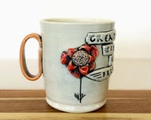 EXPRESSives- Ceramic Cup - Perfectly Imperfect - Created For A Purpose - FREE SHIPPING