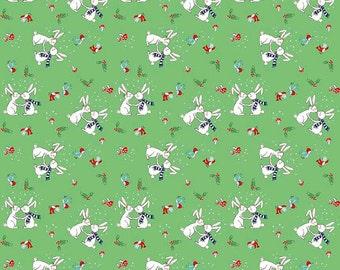 Riley Blake pixie noel christmas fabric