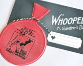 Editable Whoopee Cushion Valentine Template - Printable PDF Whoopie Cushion Class Valentines