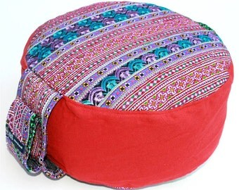 YOGA Cushion - Zafu Pouf for Meditation Yoga Pilates Physical Therapy Supporting your back while sitting