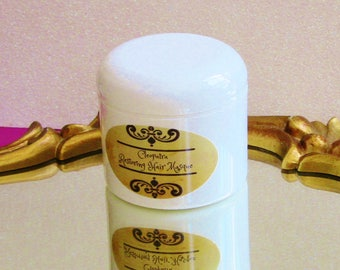 Cleopatra Restoring Hair Salve for Long Thick Hair Shiny Strong Healthy Hair 4 oz