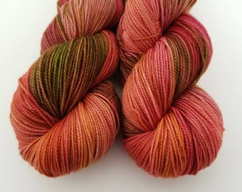 SPECIAL COLLABORATION, Evey's Friendship, 80/20 Superwash Fingering Sock Weight