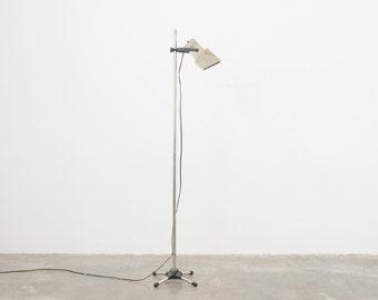 Industrial Brass  Floor Light / Lamp - Adjustable