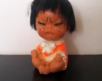 Vintage Moody Cuties Doll
