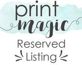 Reserved Listing for Wednav